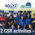 """Giving back"" is at the Heart of ABSYZians – ABSYZ CSR"