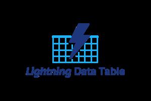 Lightning Data Table