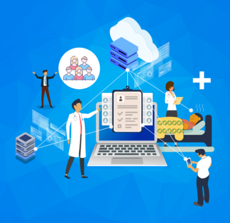 Health Cloud for healthcare management