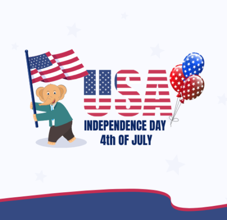 US Independence – a tributeby Zaheer Arif